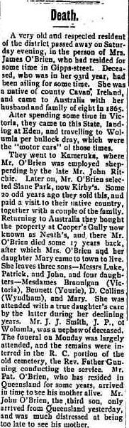 Southern Star (Bega, NSW : 1900 - 1923), Wednesday 13 December 1911, page 2