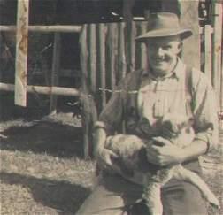 William Arthur (aka Barney) Rixon, Goonengerry, NSW