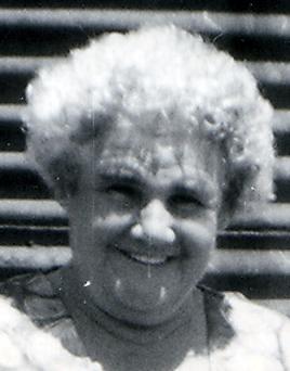 Bertha Rixon