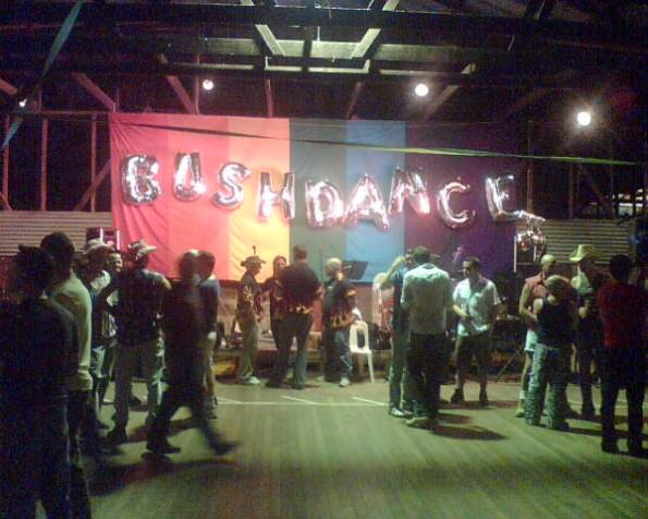 Gay Bushdance
