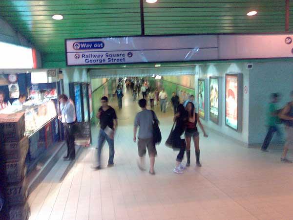 Devonshire Street Tunnel