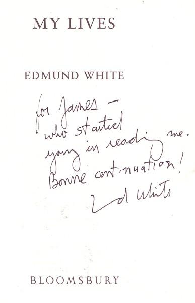 Edmund White