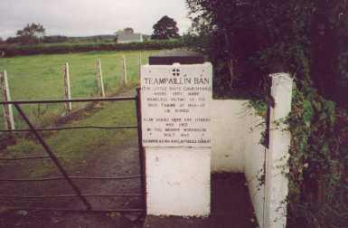 Mass Grave, Listowell Ireland