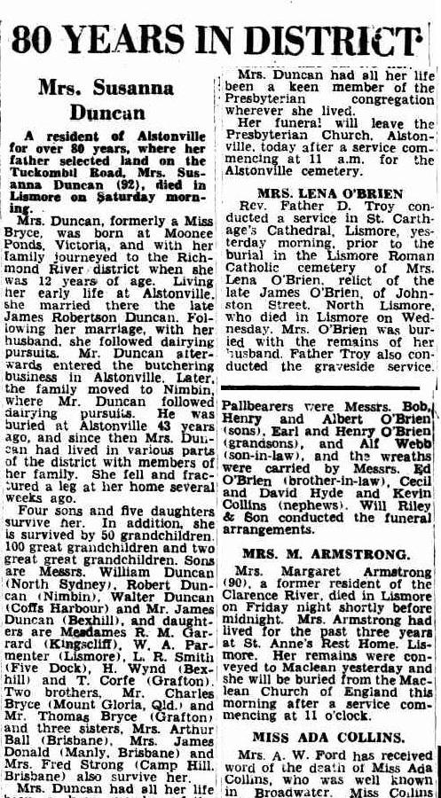 Northern Star - Monday 18 May 1953