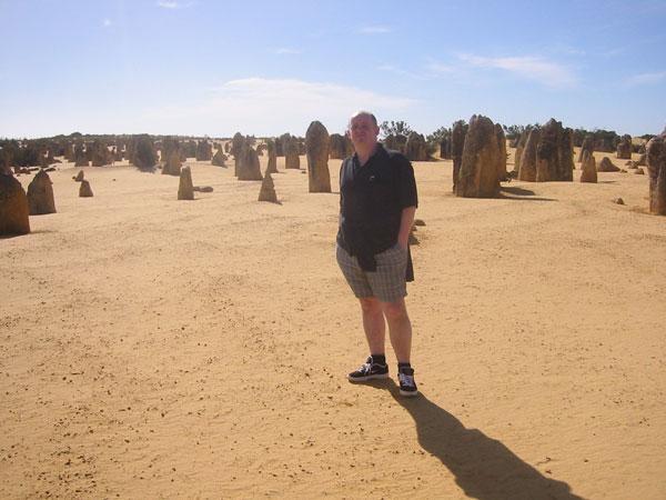 Visiting the Pinnacles