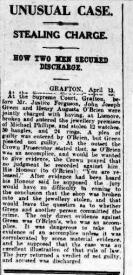 The Brisbane Courier (Qld. : 1864-1933), Saturday 14 April 1928, page 18