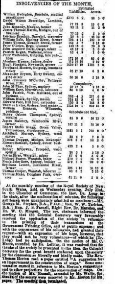 The Sydney Morning Herald (NSW : 1842-1954), Saturday 10 August 1872, page 7