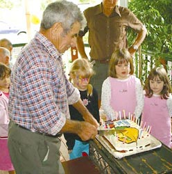 David Zambelli 80th Birthday