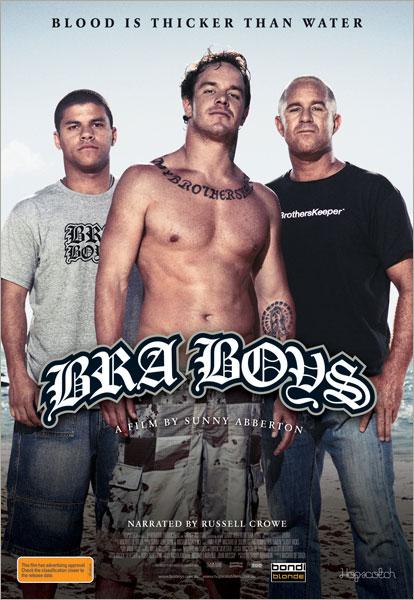 Movie Poster for Bra Boys