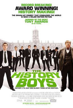 Movie Poster for The History Boys