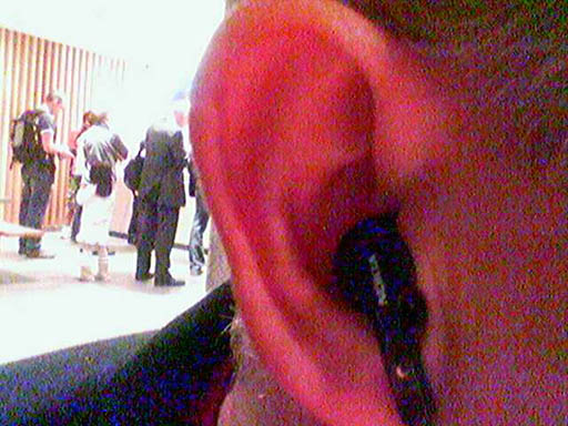 Listening device or anti-social device?