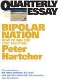 Bipolar Nation by Peter Hartcher