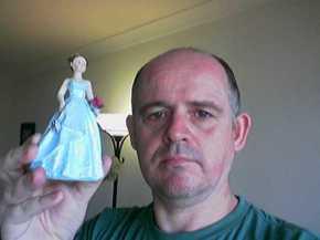 Sydney ABBAMAIL Eurovision Doll 2007