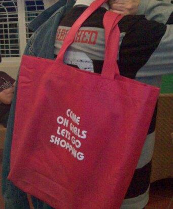 Priscilla Shopping Bag