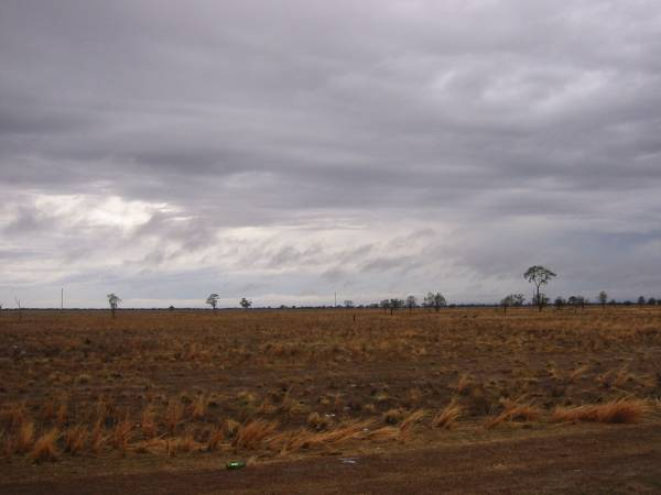 Coonamble is a long long way from Sydney. Coonamble is located on that broad flat black soil country - with occasional touches of red soil - that only comes from really getting away from the coast. But it was well worth the drive.