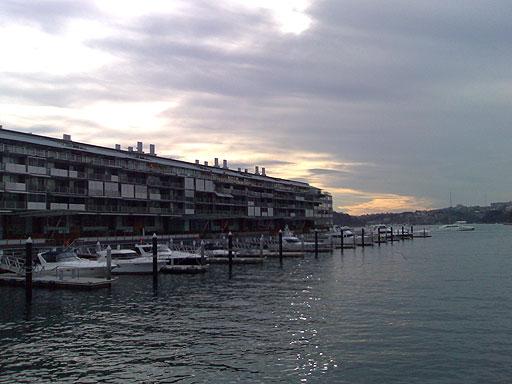 Walsh Bay, Sydney Australia