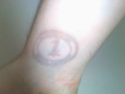 Wrist Stamp