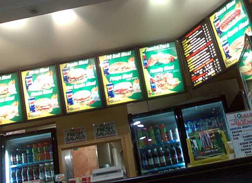 Ogalo Burger