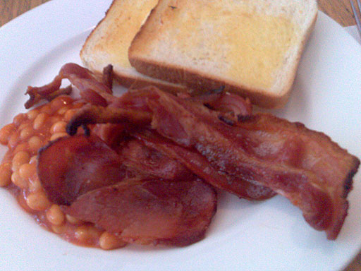 Bacon and Beans