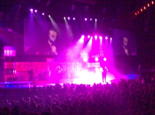 Martha Davis at Countdown Spectacular