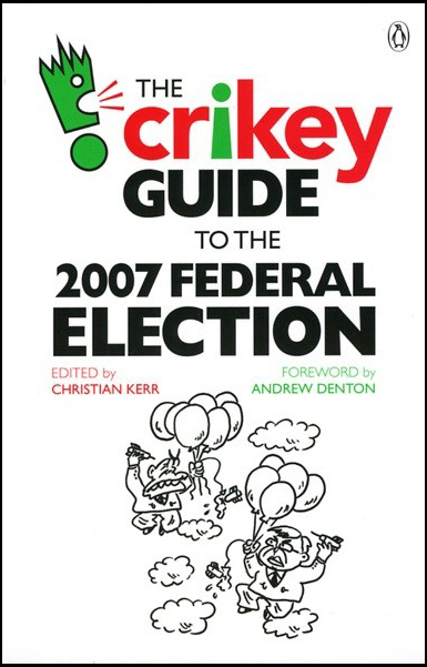 Crikey Election Guide