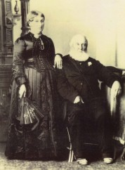 Andrew Hore was born at Airds on 25 May 1820. He married Jessie Finlayson at Yass, NSW in 1845. He died on 17th April 1890 at Mugwee, Albury, NSW. Photo with thanks to Kellie Jones.