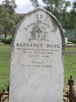 Margaret Hore