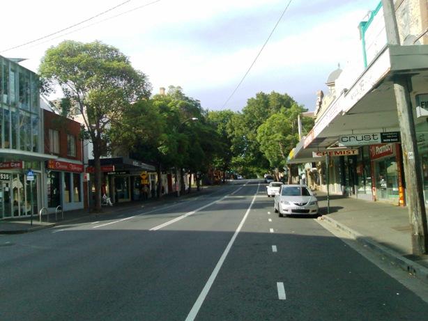 Crown Street Surry Hills