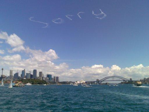 Sorry - Australia Day 2008