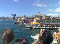 Ferry Race