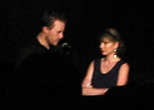 Heath Ledger and Michelle at Brokeback Mountain preview at Fox Studios hosted by 702 ABC Sydney