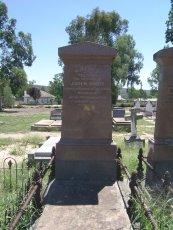 John Hore Gravesite