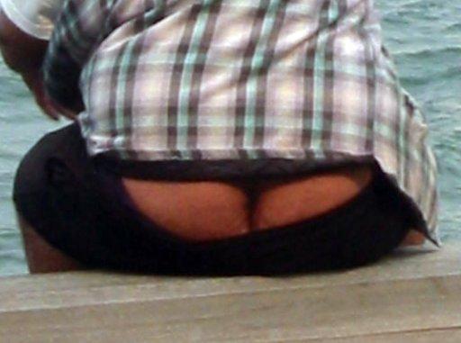 Bum Crack