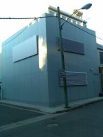 Modern architect-designed house in Surry Hills, Sydney.