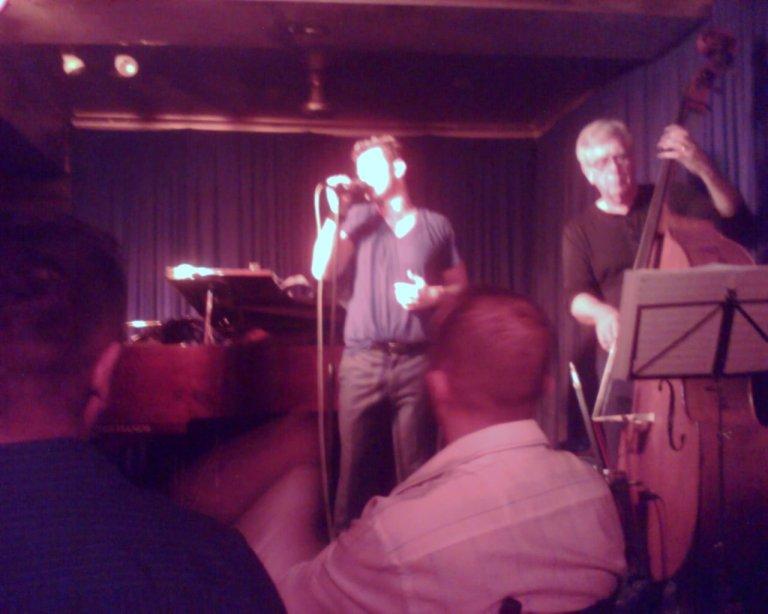 David Campbell at Bar Me