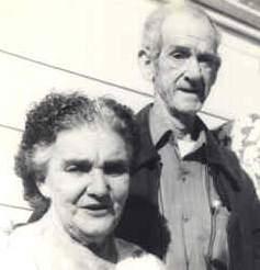 Bertha Ann Dunn and Albert Bernard O'Brien 1982