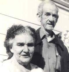 Bertha Ann Dunn and Albert Bernard O'Brien 1982
