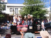 Tamworth country music cavalcade