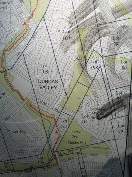 John Love's land grant was Lot 108