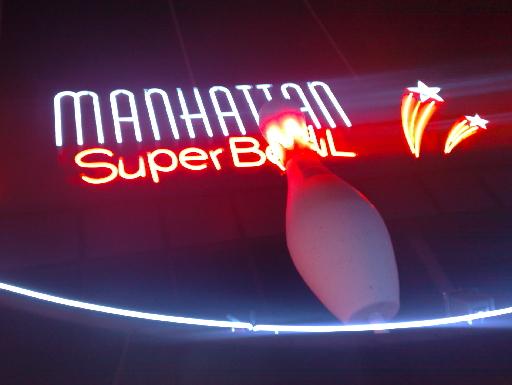 Manhattan Super Bowl @ Mascot