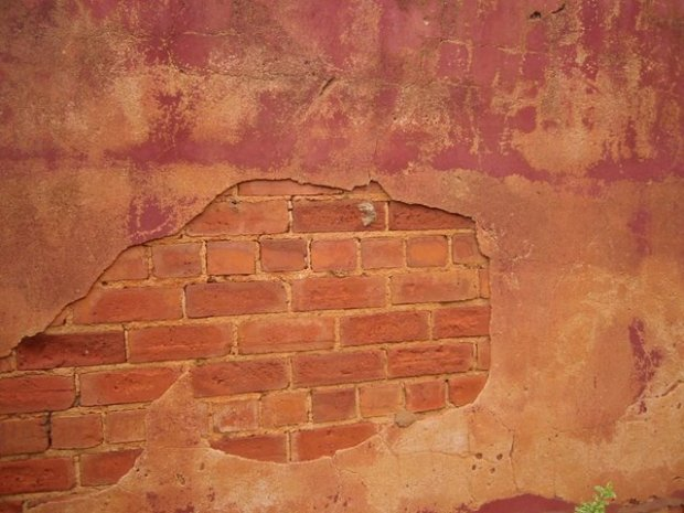 New Norcia Brickwork