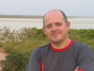 James in Broome, Western Australia