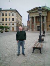 Early in the mornng in Gamla Stan