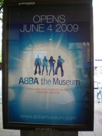 ABBA - The Museum opens in 2009