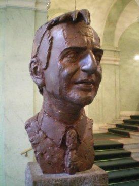 Assasinated Swedish PM, Olof Palme