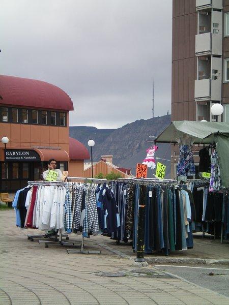 Town Centre, Kiruna, Sweden
