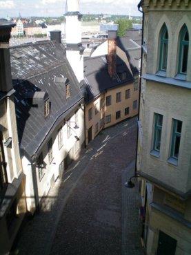 Streets of Sodermalm, Stockholm