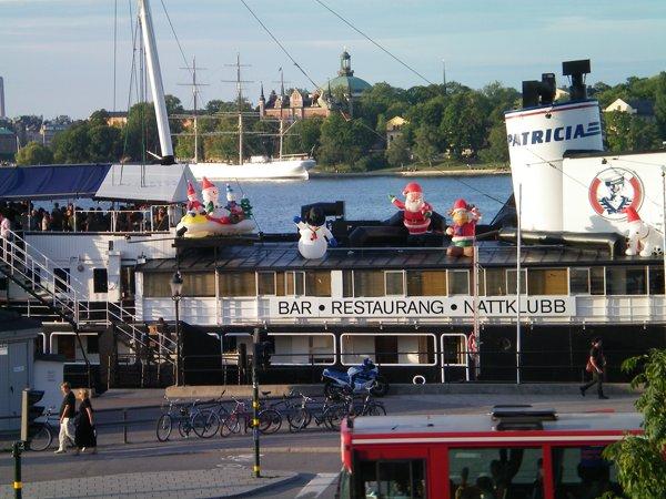 Patricia Nightclub in Stockholm