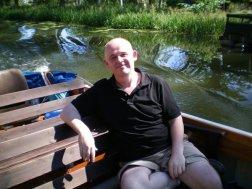 Boat trip between Eskilstuna and Torshalla