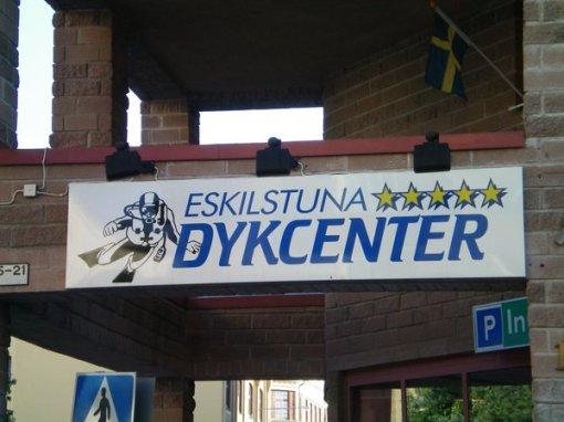 Diving Centre in Eskilstuna, Sweden